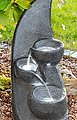 Kiom Dekoobjekt »Gartenbrunnen FoLeaf Led 93cm«, Bild 5