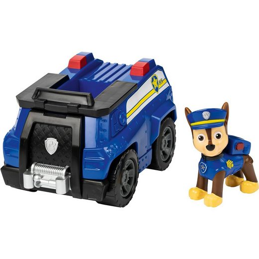 Spin Master PAW Patrol - Basic Vehicle w/ Pop Out Tools Chase