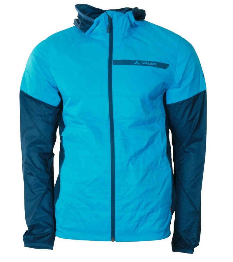 VAUDE Outdoorjacke »VAUDE Scopi Insulation Jacke extrem atmungsaktive Herren Hybrid-Jacke Touren-Jacke Bergsteiger-Jacke Blau«