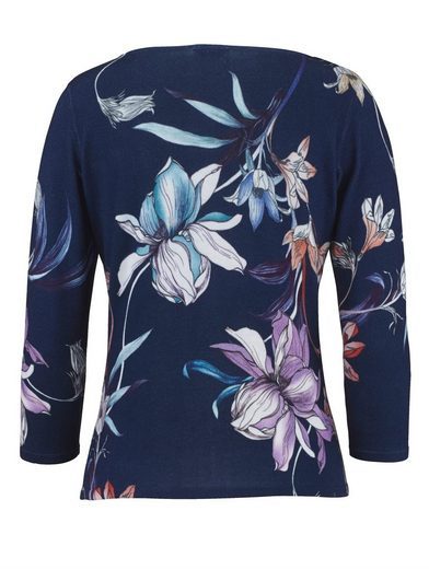 Alba Moda Pullover mit Alba Moda exklusivem Print