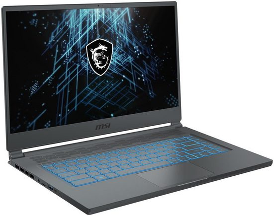 MSI Notebook (Intel®, 1 GB SSD)