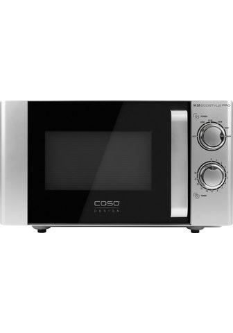 Caso Mikrowelle M20 Ecostyle Pro Mikrowelle...