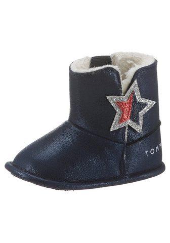 TOMMY HILFIGER Žieminiai batai su Warmfutter