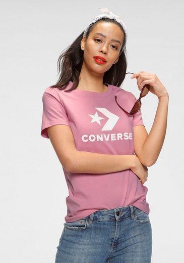 Converse T-Shirt »STAR CHEVRON CENTER FRONT TEE«