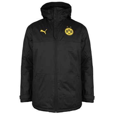 PUMA Winterjacke »Borussia Dortmund Training«