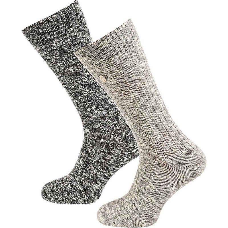 Birkenstock Socken »Gift Box Slub 2er Pack«