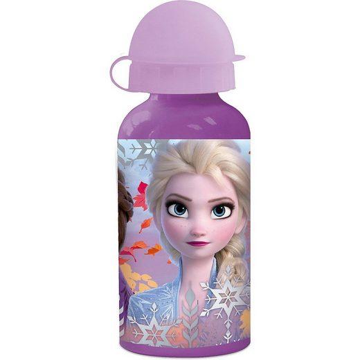 p:os Trinkflasche »Aluflasche Die Eiskönigin, 400 ml«