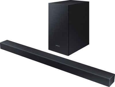 Samsung HW-T430/ZG 2.1 Soundbar (Bluetooth, 170 W)