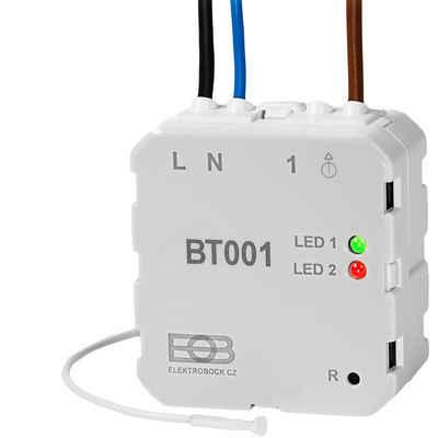tectake »Unterputz Funkempfänger BT001« Smartes Heizkörperthermostat
