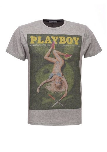 PLAYBOY T-Shirt mit Print