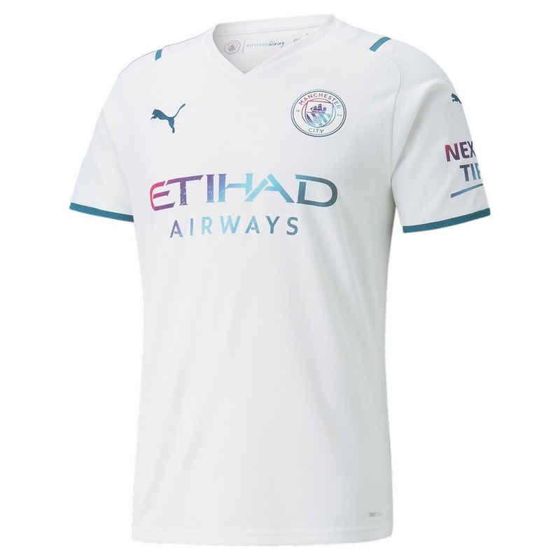 PUMA Fußballtrikot »Man City Away Replica Herren Trikot 21/22«