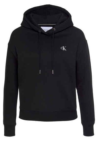 Calvin Klein Jeans Kapuzensweatshirt »CK EMBROIDERY HD« mit CK Monogramm Stickerei