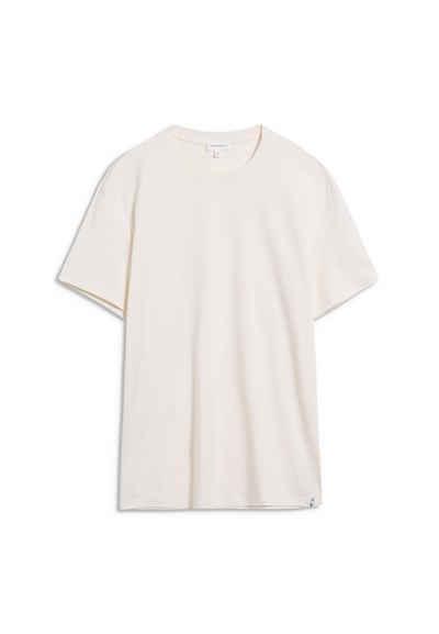 Armedangels T-Shirt »WAADO UNDYED Herren T-Shirt aus Bio-Baumwolle« (1-tlg)