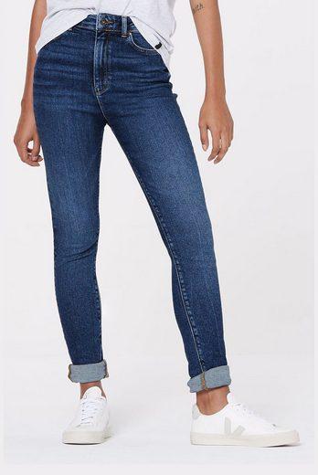 Harlem Soul Skinny-fit-Jeans mit hoher Leibhöhe
