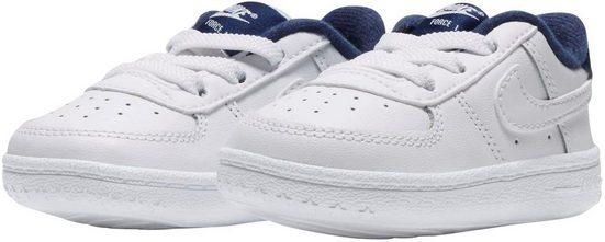 Nike Sportswear »AIR FORCE 1 CRIB (CB)« Lauflernschuh