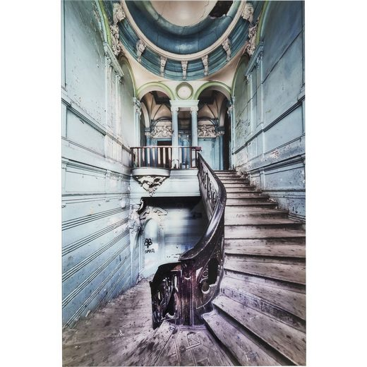 KARE Dekoobjekt »OLD STAIRCASE«