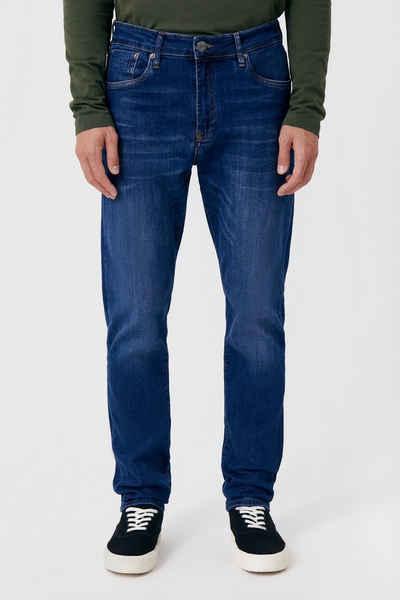 Finn Flare Straight-Jeans mit geradem Bein