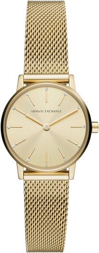ARMANI EXCHANGE Quarzuhr »AX5567«, (1-tlg)
