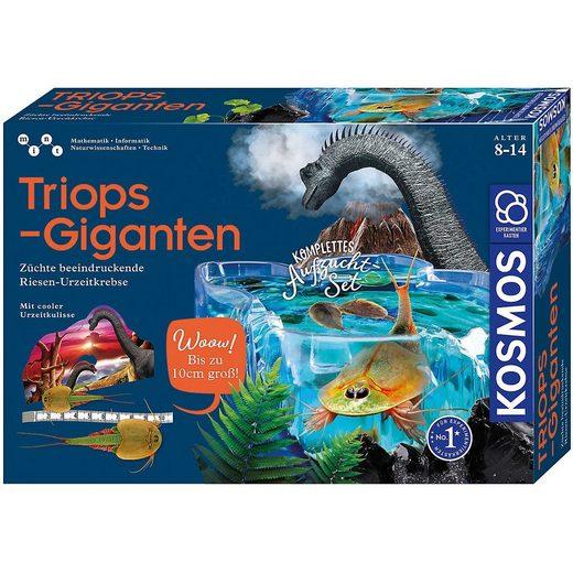 Kosmos Lernspielzeug »Triops-Giganten«