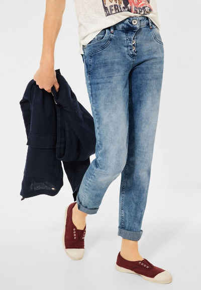Cecil 7/8-Jeans mit Turn-Up Funktion