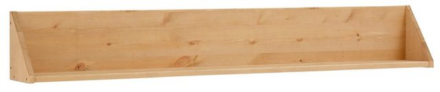 Küchenregale - Home affaire Wandregal »Loft«, Wandregal Loft aus Kiefer massiv Breite 140 cm  - Onlineshop OTTO