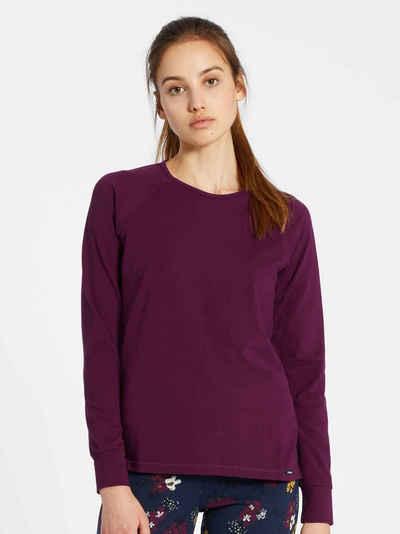 Skiny Pyjamaoberteil »Langarm-Shirt« (1-tlg)