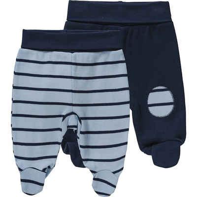 Boley Where the action is!® Jogginghose »Baby Jogginghose Doppelpack für Jungen«