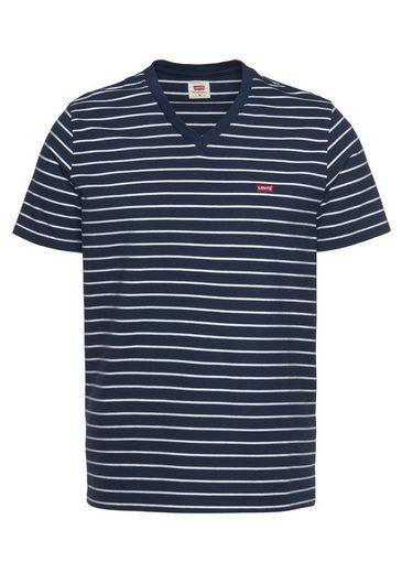 Levi's® V-Shirt in klassischer Form