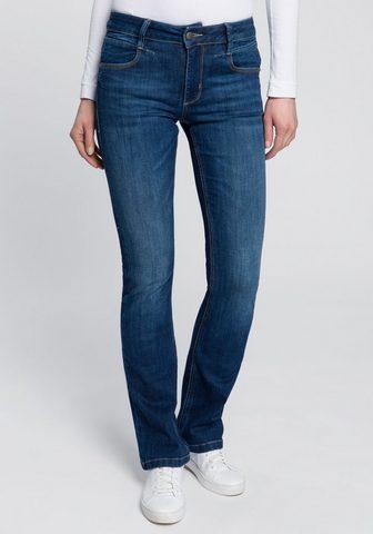 Freeman T. Porter High-waist-Jeans »BETSY« su madingas S...