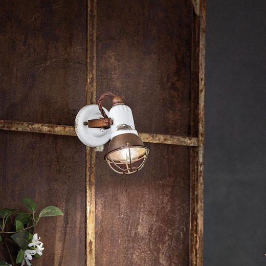 Ferroluce LED Deckenstrahler »Loft Weiß«