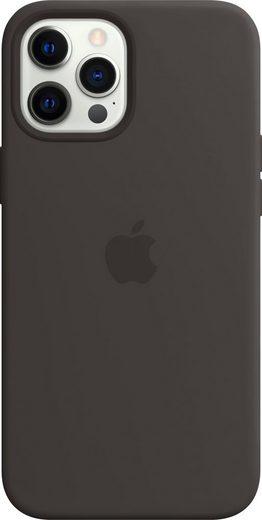 Apple Smartphone-Hülle »iPhone 12 / 12 Pro Silikon Case mit MagSafe« iPhone 12 Pro, iPhone 12
