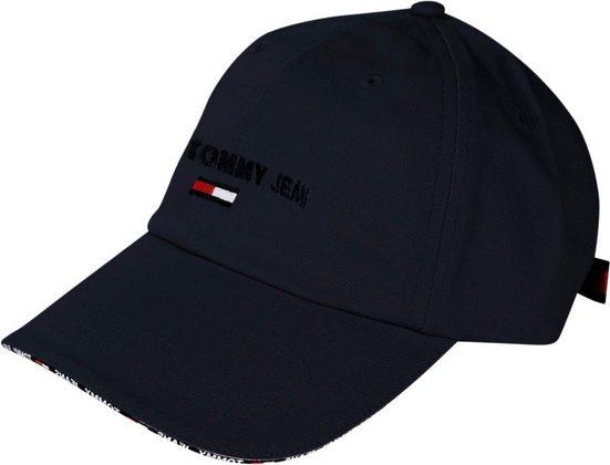 Tommy Jeans Baseball Cap TJW FLAG BUCKET HAT