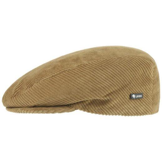 Lipodo Flat Cap (1-St) Baumwollcap mit Schirm