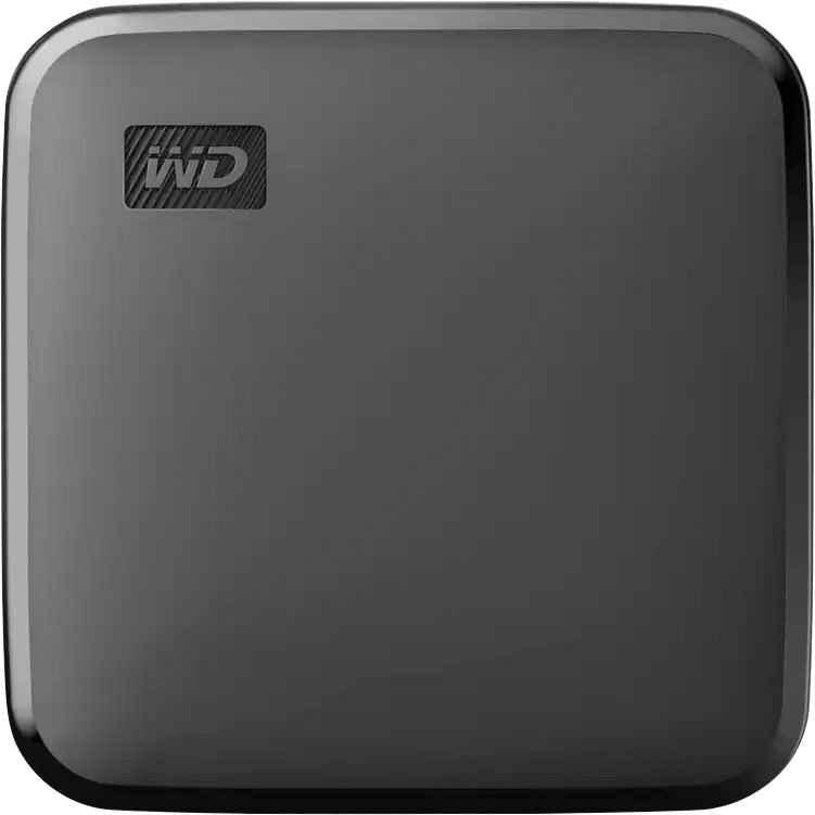 WD »Elements SE« externe SSD (2 TB) 400 MB/S Lesegeschwindigkeit)