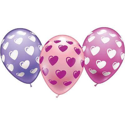 Karaloon Luftballon »Luftballons Einhorn, 15 Stück«