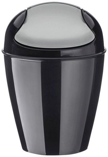KOZIOL Kosmetikeimer »DEL XS«, spülmaschinengeeignet, 2 L Fassungsvermögen