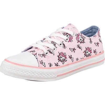 CANADIANS »Sneakers Low für Mädchen« Sneaker