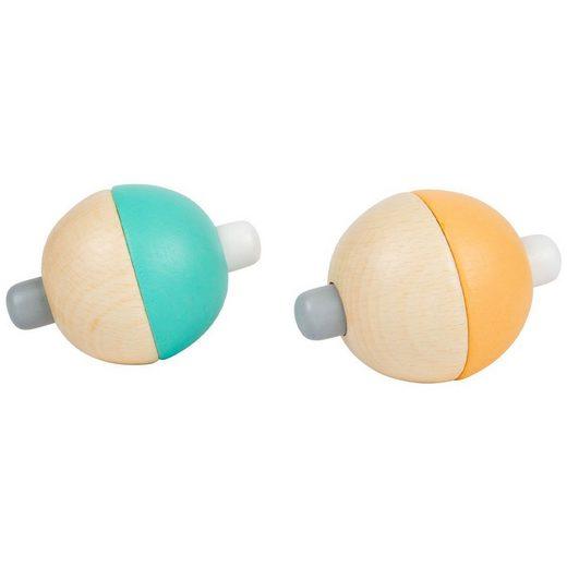 Small Foot Spielcenter »Quietschball Pastell 2er Set«