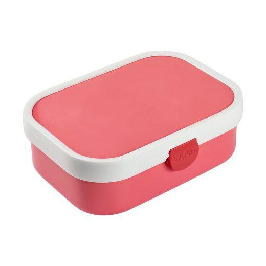 Mepal Lunchbox »CAMPUS Brotdose mit Gabel pink«, (1-tlg)