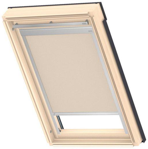Dachfensterrollo »DBL S06 4230«, VELUX, verdunkelnd