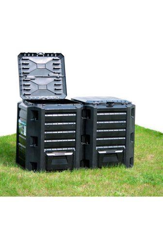 Prosperplast Komposter »800 l« BxTxH: 72x135x83 cm ...