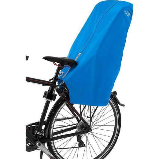 BRITAX RÖMER Fahrradkindersitz »Regenponcho für Jockey, Aqua Blue«