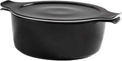 Eschenbach Kochtopf »Cook & Serve«, Porzellan, (1-tlg), Ø 20 cm, 2 Liter, Induktion
