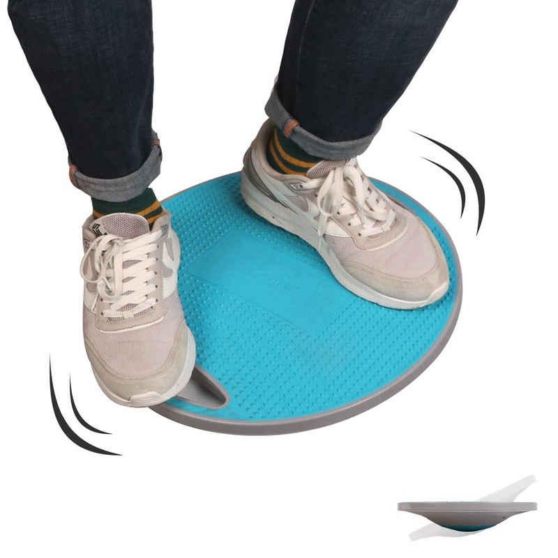BIGTREE Gleichgewichtstrainer »Balanceboard mit Begriff«, Fitness Training für Gleichgewicht Kraft Koodination