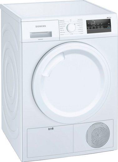 SIEMENS Wärmepumpentrockner iQ300 WT43HV00, 7 kg