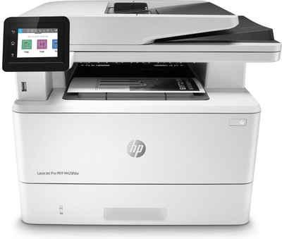 HP HP LaserJet Pro MFP M428fdw »herausragende Sicherheitsfunktionen«