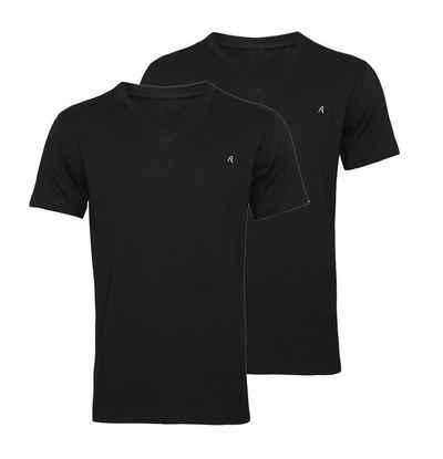 Replay T-Shirt »Basic V-Ausschnitt« (2er-Pack)