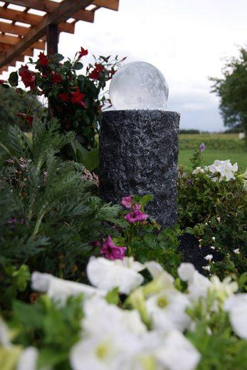 Ubbink Gartenbrunnen »Las Palmas«, 20 cm Breite, Wasserbecken BxT: 68x68 cm