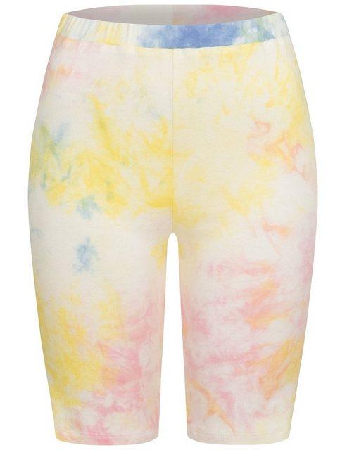 Hosen - Cotton Candy Shorts »OLGA« in tollem Batik Design ›  - Onlineshop OTTO