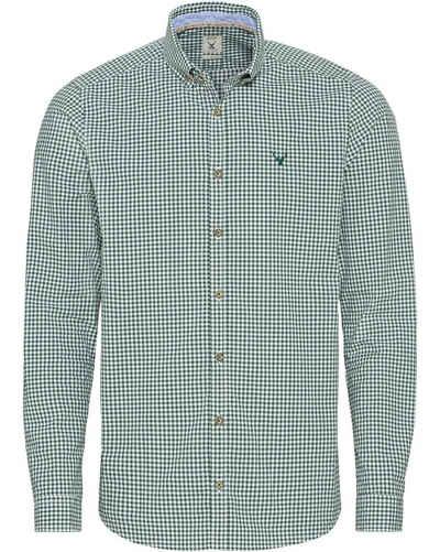 Pure Trachtenhemd »Vichy-Karohemd«